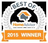 aragon moving systems 2015 best of home adivsor winner logo